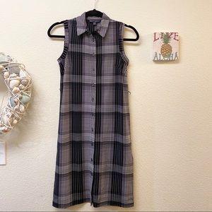 Brooks Brothers 346 Sleeveless Dress petite